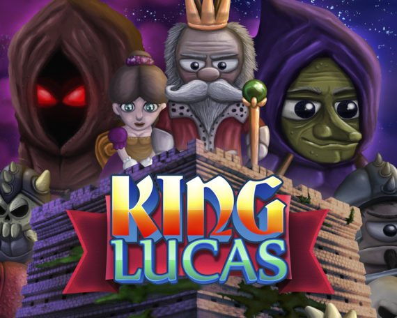 King Lucas splash