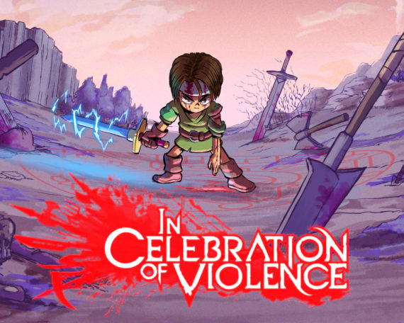 In Celebration of Violence splash