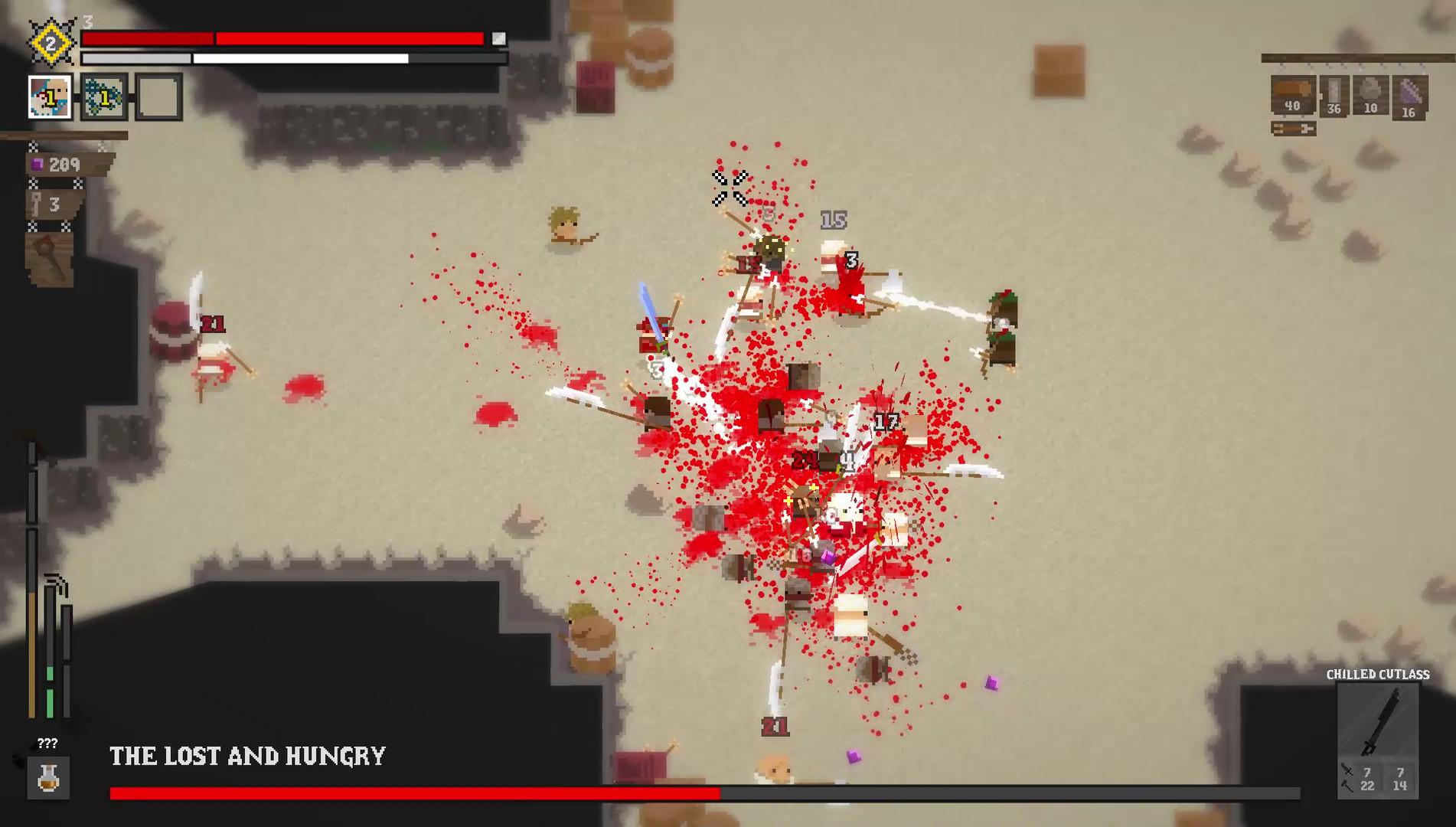 In Celebration of Violence screenshot